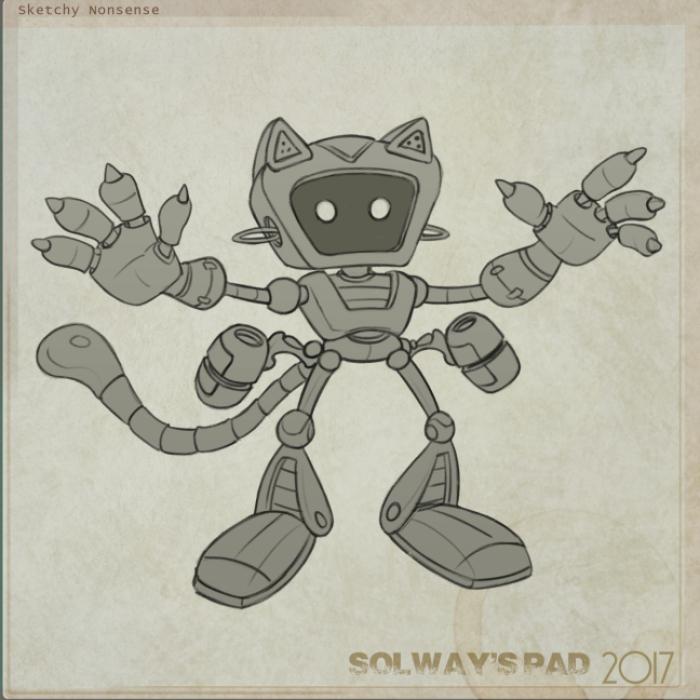 CatBot by Kravenous