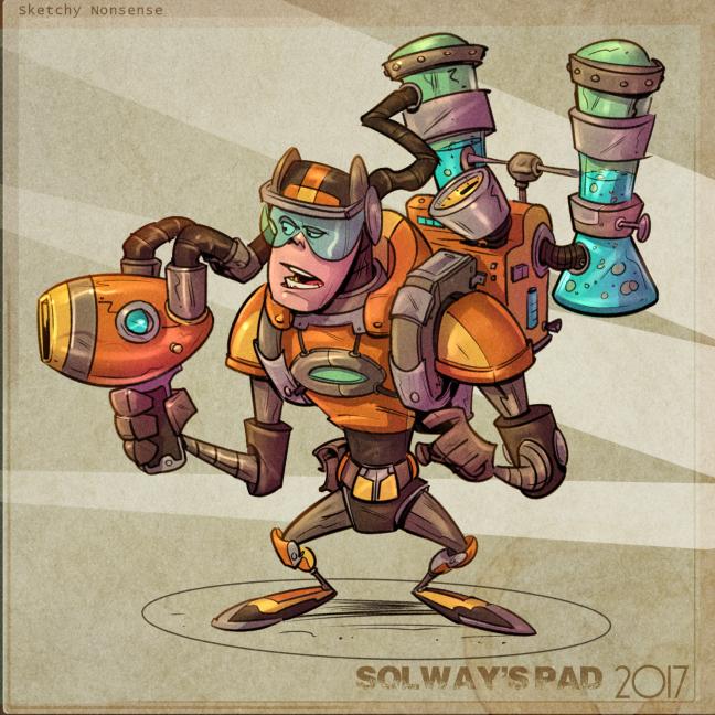 Plasma Gun by Kravenous
