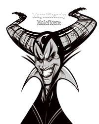 Maleficent Tshirt