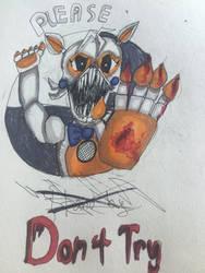 Lolbit by TheMangledPuppet1