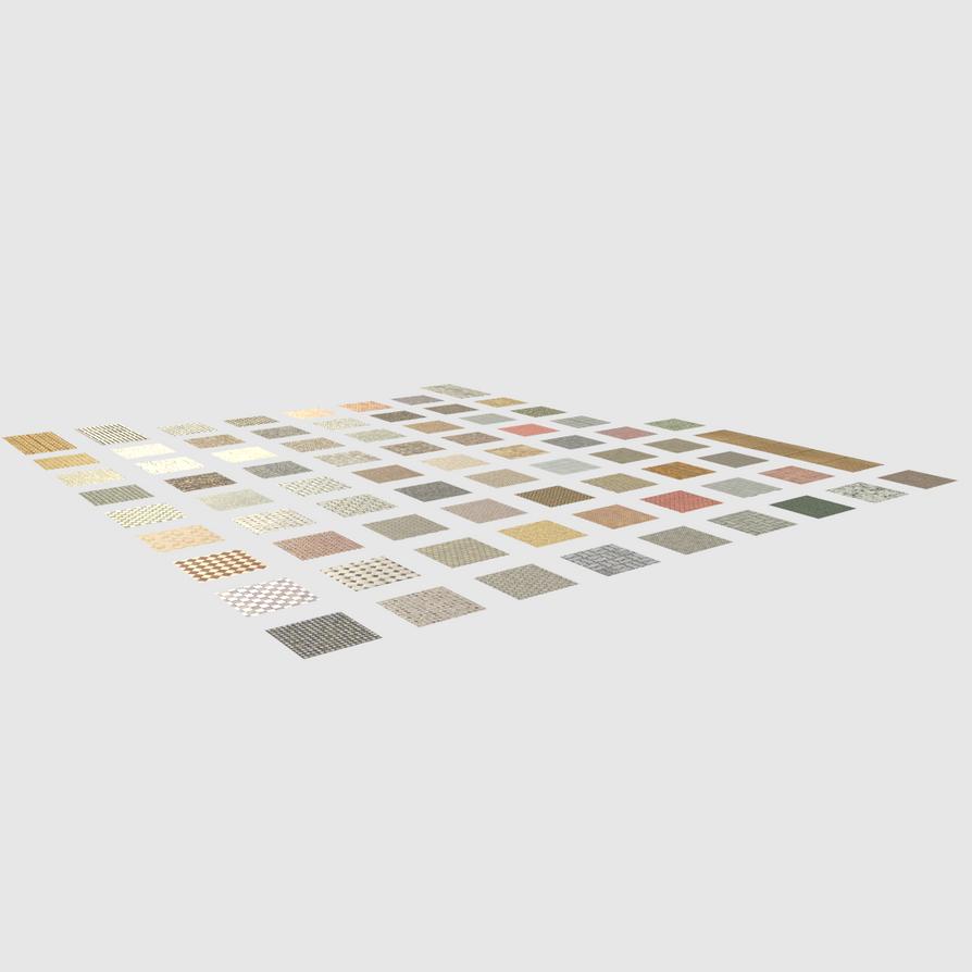 Flooring Mega Pack! by blenderednelb