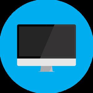 Flat iMac