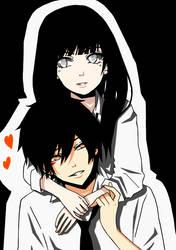 Anime couples by KurunomiBreaK
