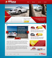 Heronia rent a car by mariannizmo