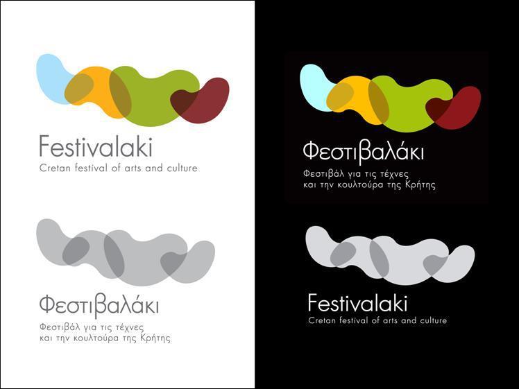 festivalaki logo by mariannizmo