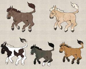 Donkey Adopts OPEN
