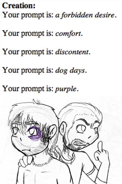Random Art Prompt Generator by Sharpie-Sensei on DeviantArt