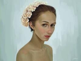 The Bride by LeGrebe