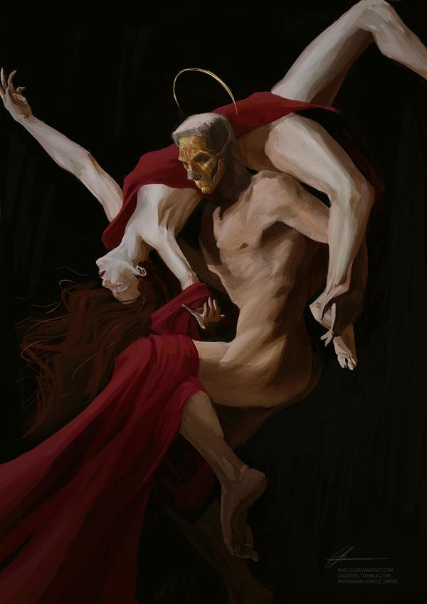 Danse Macabre II by LeGrebe