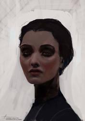 BLACK WIDOW by LeGrebe
