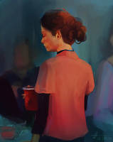 BLUE by LeGrebe