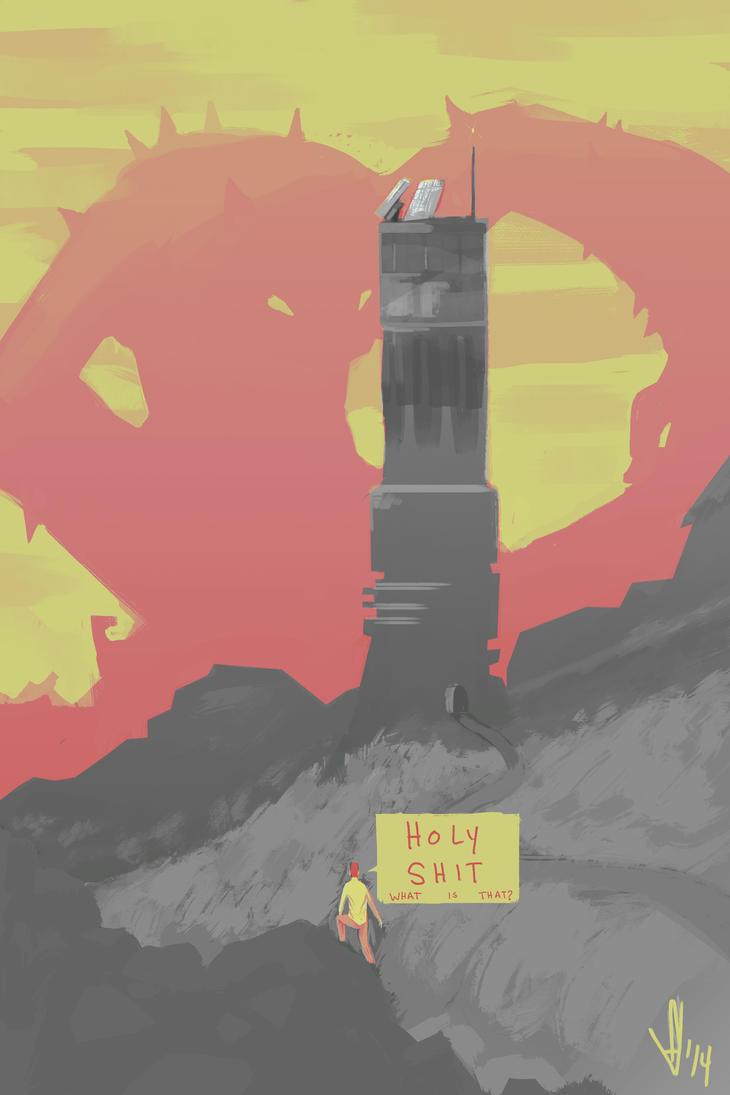Tower by Inodrev