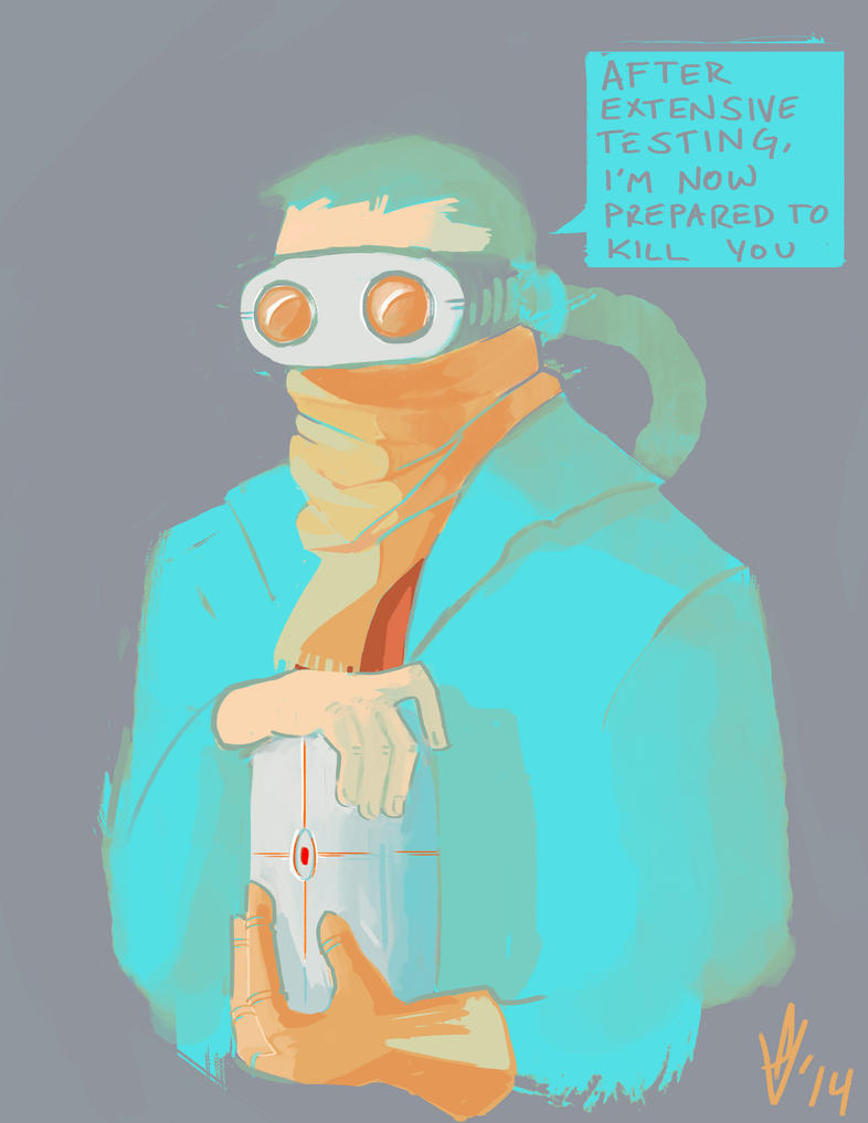 Scientist by Inodrev