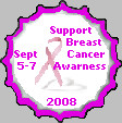 Breast Cancer Awarness top by EzzyGezzy