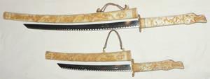 Stock : Samurai Sword