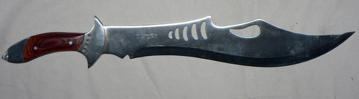 Stock : Hunting knife 3 by Deaths-stock
