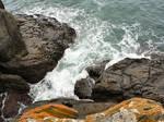Stock - cliff