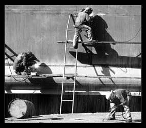 Up The Ladder by quadrajet988