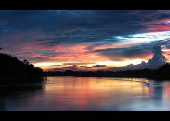 A Thousand Sunsets by quadrajet988