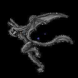 AT:Zira the dragoncat
