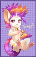 Bangelb by Latisky