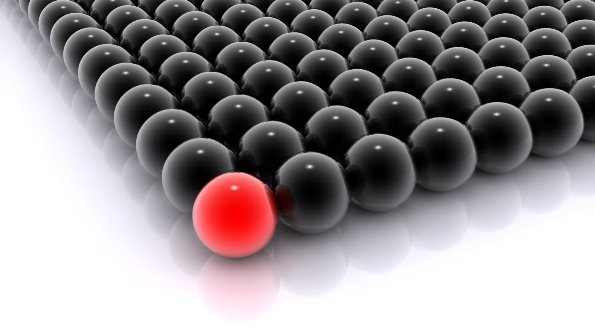 Glass balls black and red by pcchip on deviantart