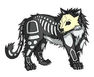 Neko Demon Commission by Ginger1334