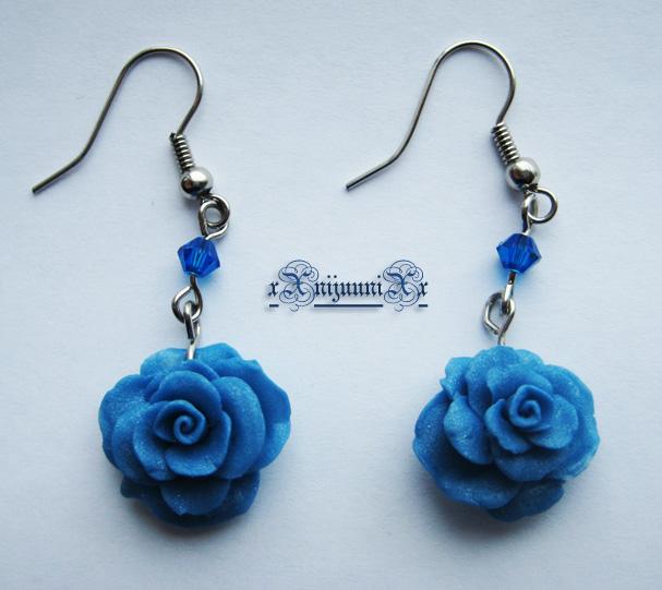 Blue Rose by xXnijuuniXx
