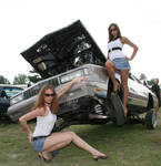 LowRider with Models