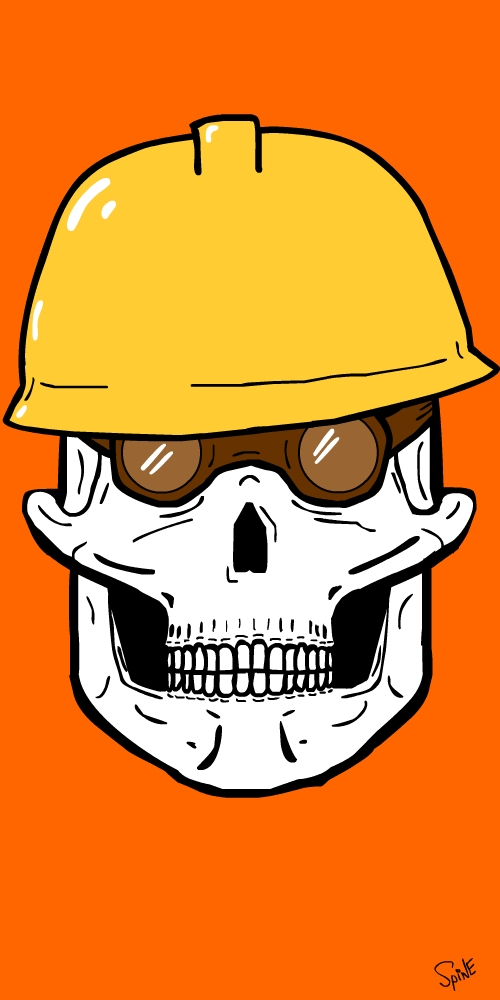 Engineer's Skull by SpineLoL