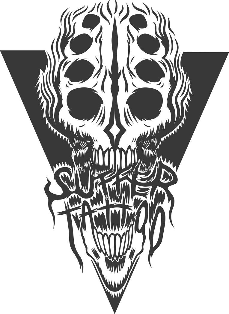 Suffertattoo by SpineLoL
