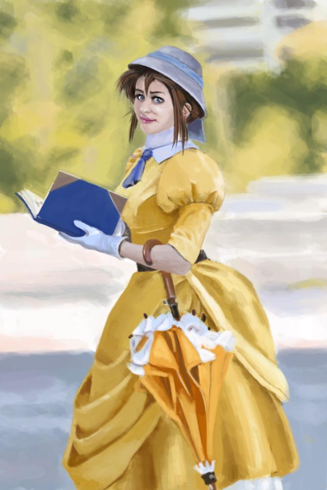 Jane Porter by TheLastParanoid