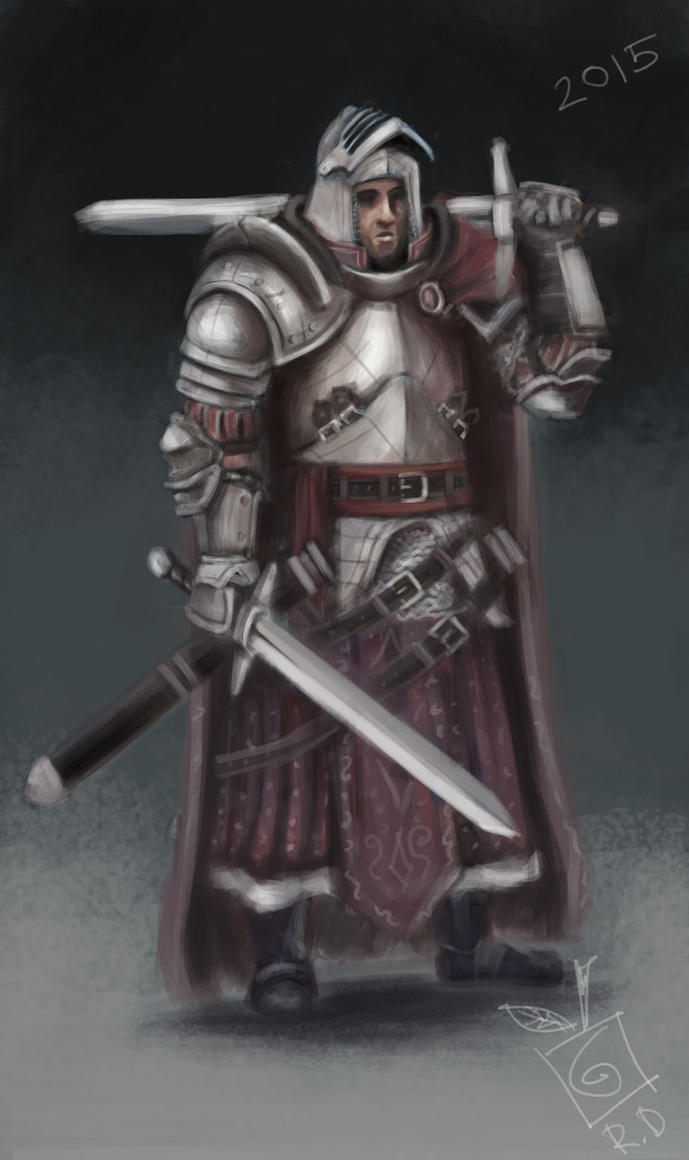 Knight by TheLastParanoid