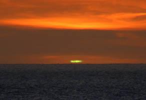 Green flash by schaafflo