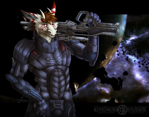 Mass Effect Felan
