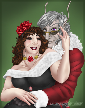 The Peppermint Princess and the King