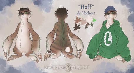 Hoff - A SlothCat