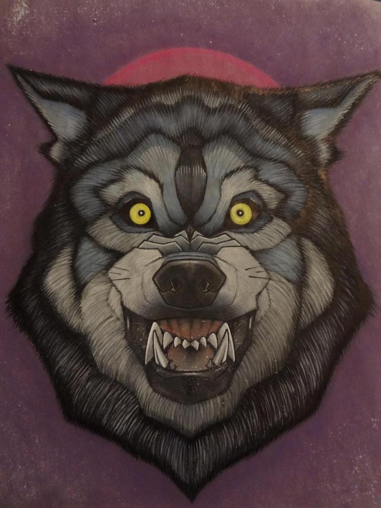 Lycanthropy by derekula