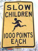 Funny Sign 10 by LostRites