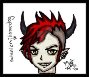 Satan By Raz by KirosRazer