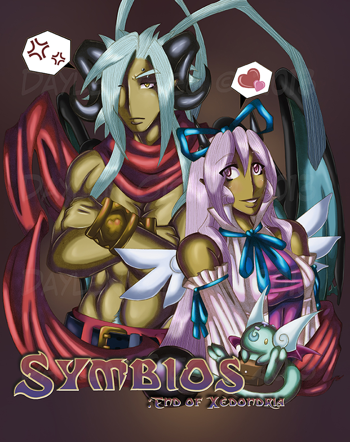 Symbios: Hour of Darkness by Kizziesama