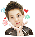 [EXO] Naver Xiumin 1 by emojiprincess