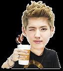 [EXO] Naver Kris 2 by emojiprincess