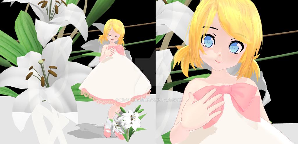 Daisy - Innocent Child by Kitsuna020