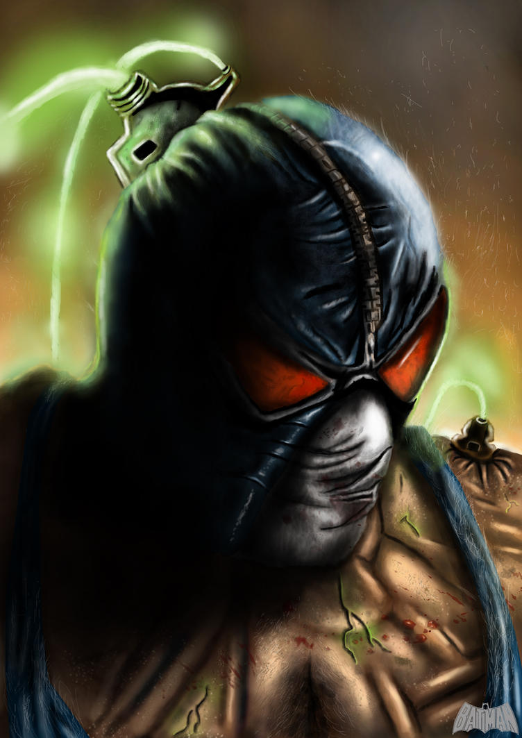 Bane by RoqueRobinArt