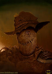 Scarecrow by RoqueRobinArt