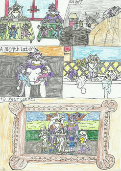 sliver and blaze new family page 6