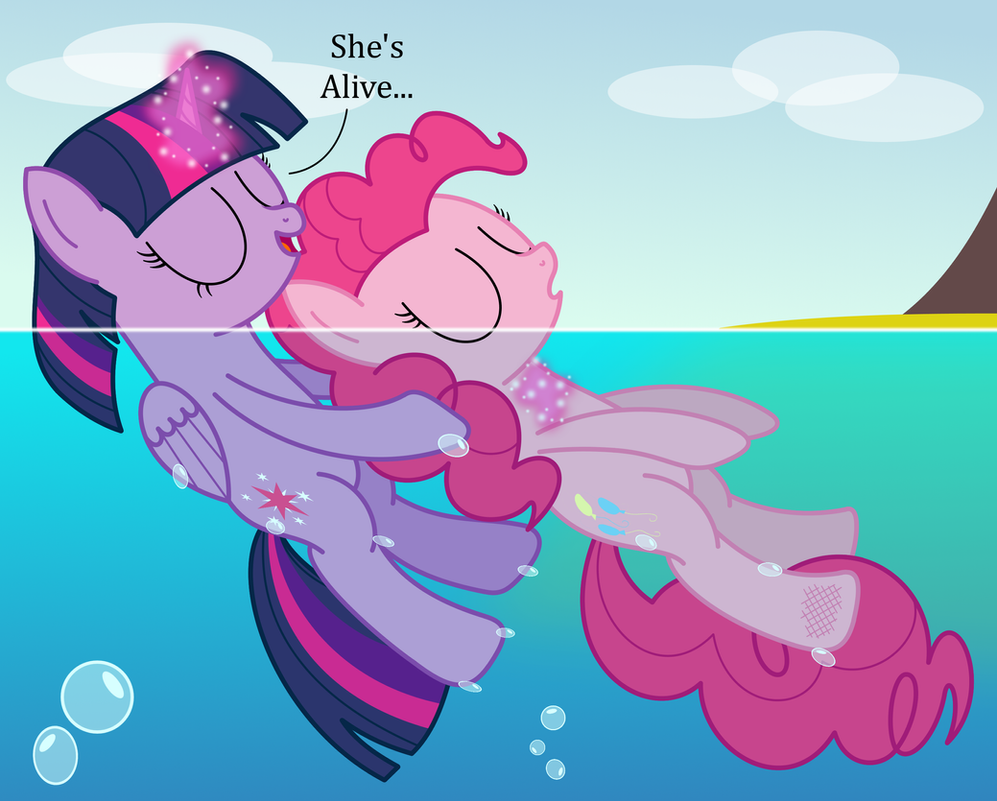 Pink rescue success by BladeDragoon7575