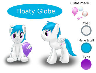 Floaty Globe reference sheet by BladeDragoon7575