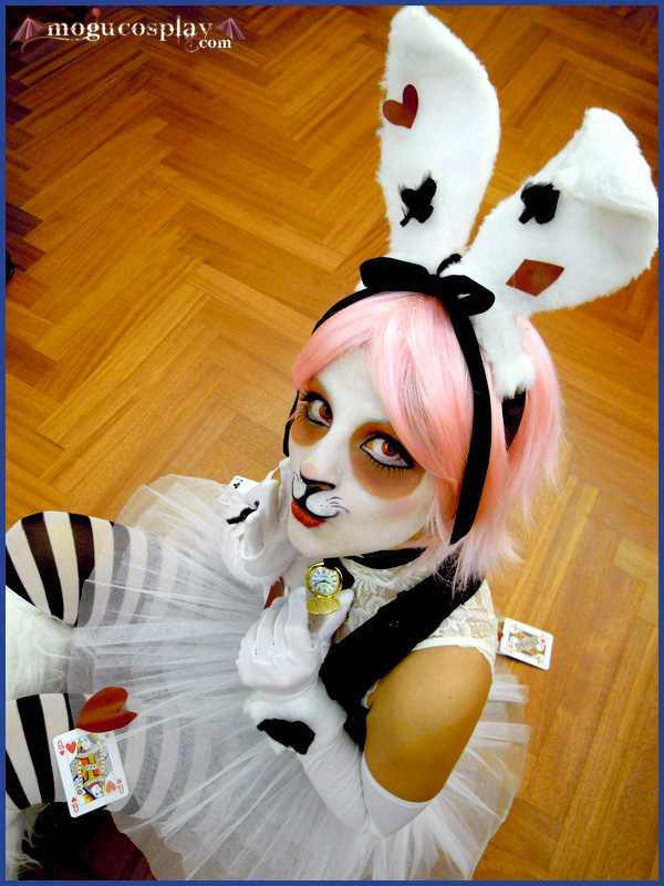 White Rabbit-AliceInWonderland by MoguCosplay on DeviantArt